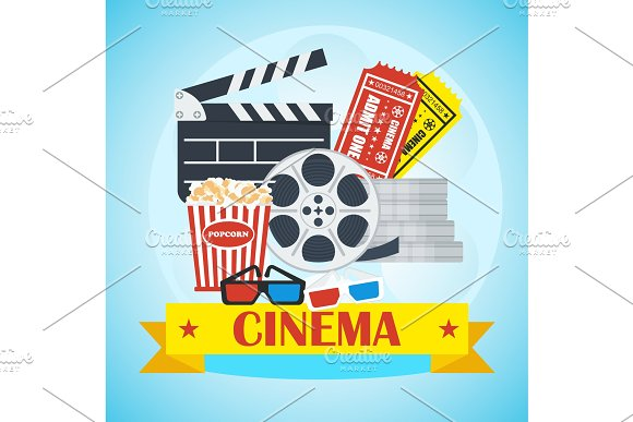 Cinema Movie Poster