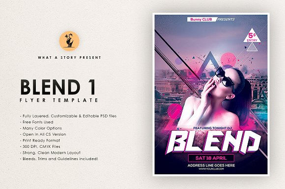 Blend 1