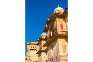 Madhvendra Palace of Nahargarh Fort in Jaipur - Rajasthan, India