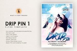 Drip Pin 1