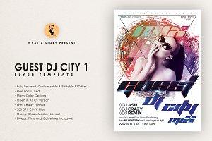 Guest Dj city 1