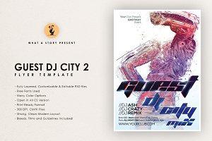 Guest Dj City 2