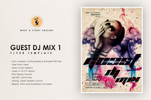 Guest Mix Dj 1