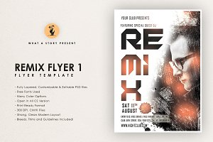 Remix Flyer 1