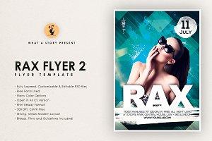 Rax flyer 2