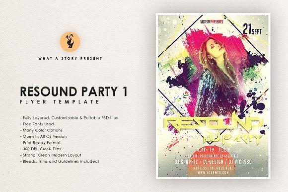 Resound Party 1