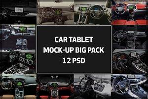 Car Tablet Big Pack