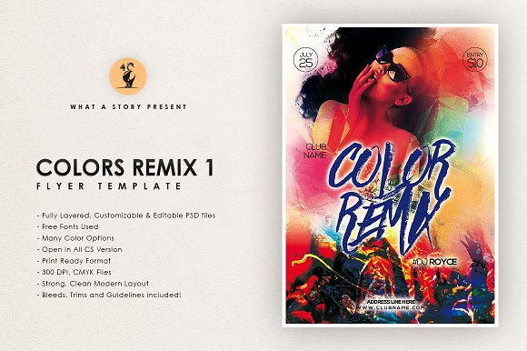 Color Remix Party