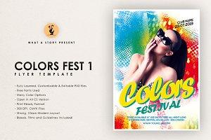 Color Festival 1