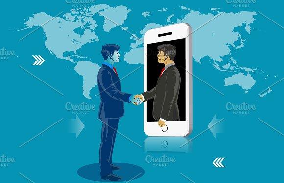 Business Online Communication