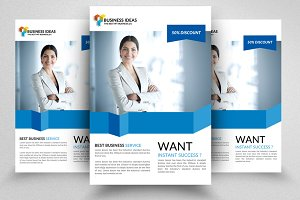 Internet Marketing Flyer Templates