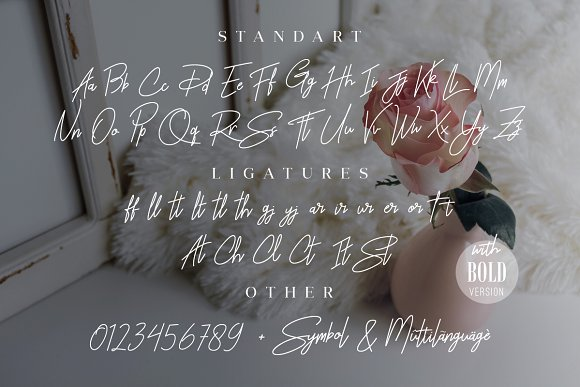 Rhesmanisa Signature Font