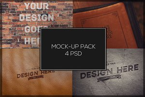 Surfaces Mock-up Pack