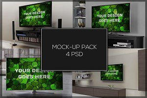 TV Mock-up Pack#2