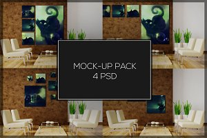 Picture Mock-up Pack#10