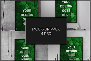 Picture Mock-up Pack#5