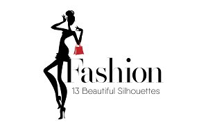 13 Fashion Silhouettes