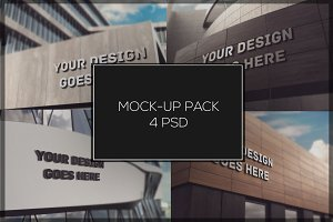 Office Mock-up Pack#3