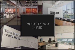 Office Mock-up Pack#2