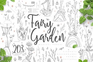 Fairy Garden - Magical Forest