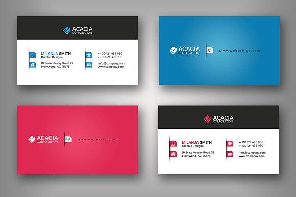 B1 Business Card