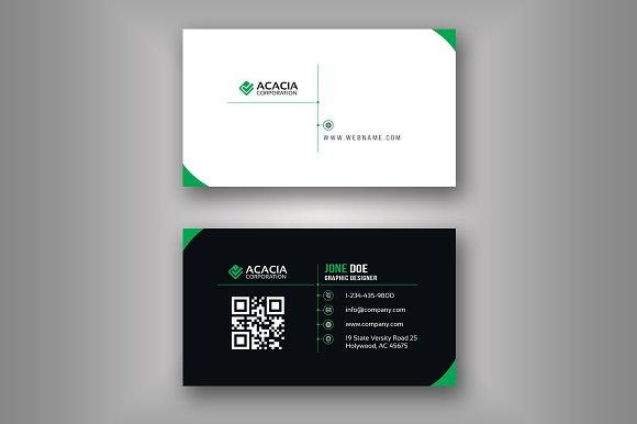 B3 Business Card