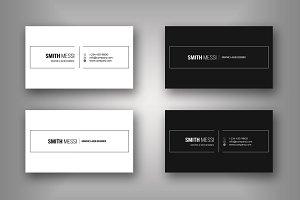 B7 Business Card