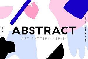Abstract Art Pattern No:01