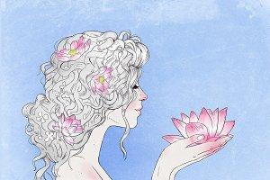 Lotus Fairy