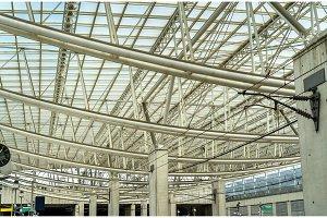 Aeroport Charles de Gaulle 2 TGV, a train station at the main airport near Paris