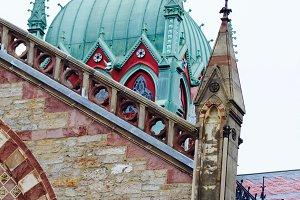 Gothic Church, Boston