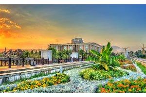 National Museum of Tajikistan in Dushanbe