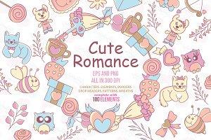 Cute Romance pack