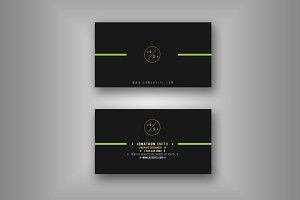 B9 Business Card