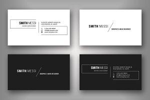 B10 Business Card