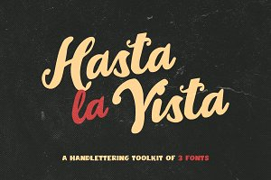 Hasta La Vista - Font Trio