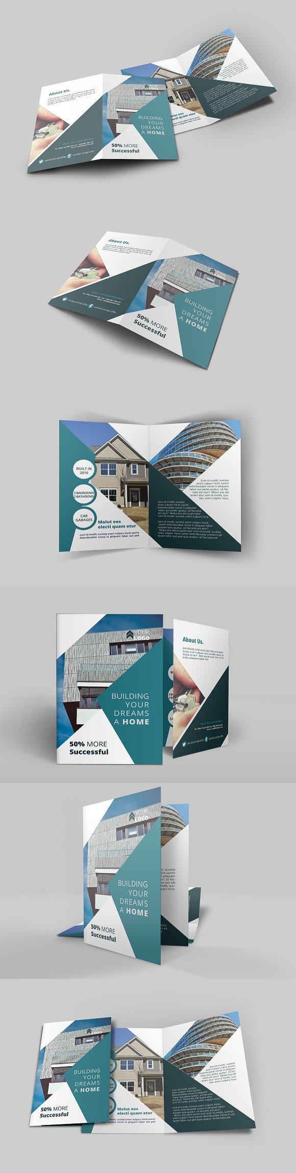 Real Estate Bi-Fold Brochure