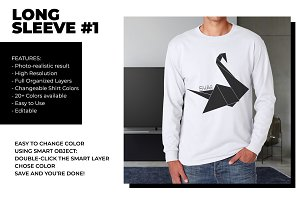 Long-Sleeve #1