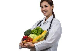 Healthy food concept,