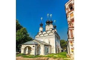 Church of St Lazarus in Suzdal, Russia