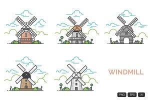 5 Windmill