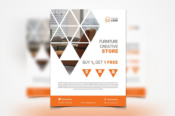 Business Flyer #141