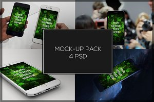 iPhone 7 Mock-up Pack#3