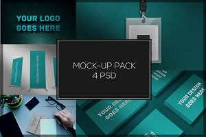 Corporate Mock-up Pack