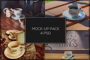 Coffee Mock-up Pack#6