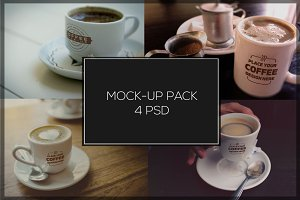 Coffee Mock-up Pack#5