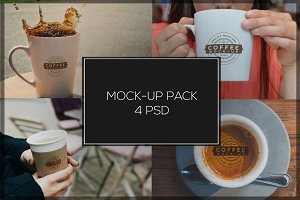 Coffee Mock-up Pack#1