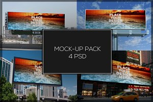 Billboard Mock-up Pack#3