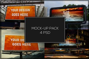 Billboard Mock-up Pack#2