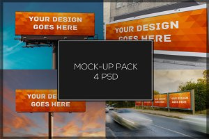 Billboard Mock-up Pack#1